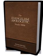 The Evangelism Apologetic Study Bible