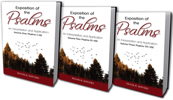 Exposition of the Psalms: An Interpretation and Application